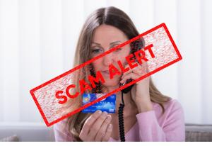 Automated Bank Call Scam Alert - Reassura